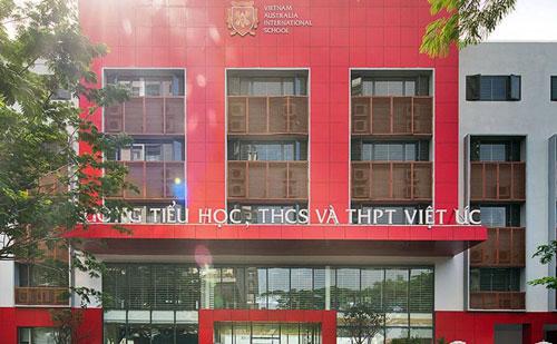 Một cơ sở của trường Quốc tế Việt Úc tại TP HCM. Ảnh: vas.edu.vn
