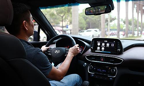 Người lái xe giỏi nhất là người khiến cho những ai ngồi trên xe của anh ta luôn cảm thấy an toàn và bình an.
