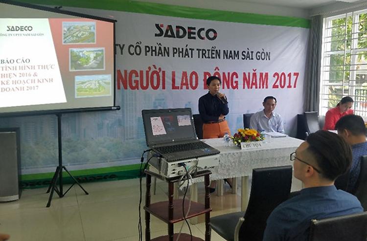 Bà Hồ Thị Thanh Phúc năm 2017. Ảnh: Người lao động.