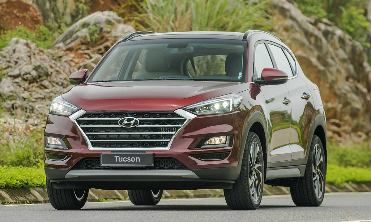 Hyundai Tucson mới - xe duy nhất dưới 1 tỷ trong phân khúc