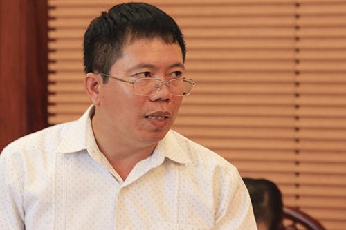 Ông Nguyễn Văn Hiển (Ủy ban Pháp luật của Quốc hội). Ảnh: Dương Tâm