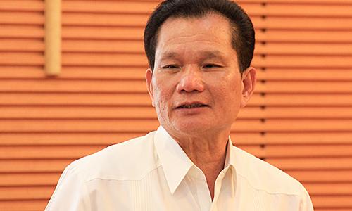Phó chủ nhiệm Ủy ban về các vấn đề xã hội Bùi Sỹ Lời. Ảnh: Dương Tâm