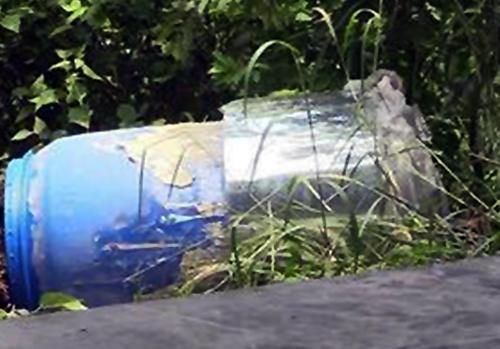 Truy tìm 2 phụ nữ để điều tra vụ án giấu xác trong thùng bêtông - ảnh 1
