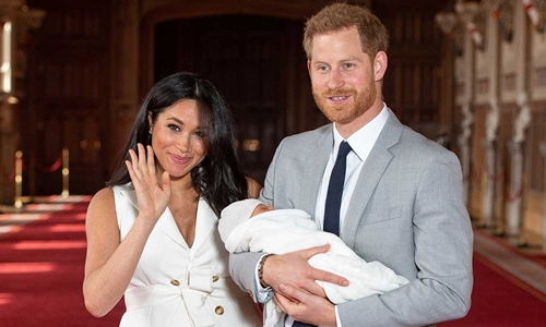 Hoàng gia Anh tiết lộ nơi Công nương Meghan sinh con - ảnh 1