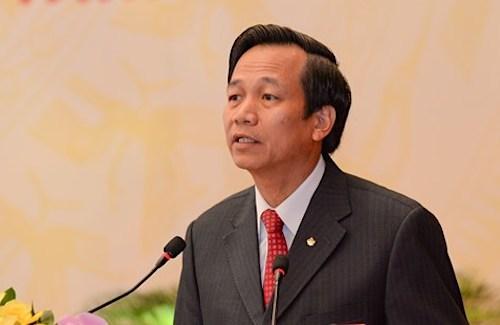 Bộ trưởng Đào Ngọc Dung: ''Không thể chậm trễ việc kéo dài tuổi nghỉ hưu'' -