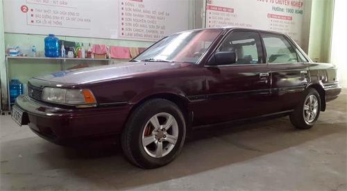 Toyota Camry đời 1991 rao bán giá 92 triệu tại Sài Gòn.