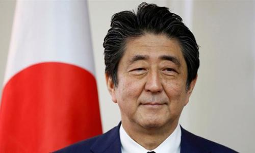 Thủ tướng Nhật Bản Shinzo Abe. Ảnh: Al Jazeera