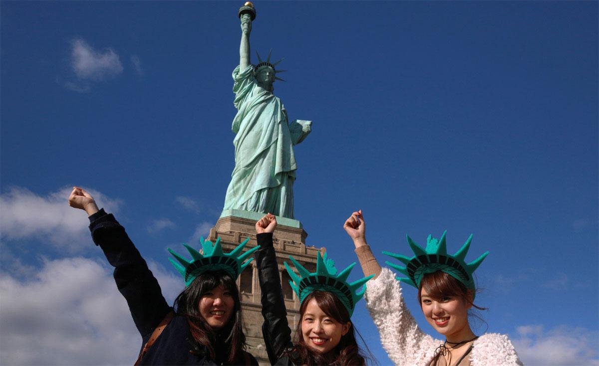 Mỹ không còn là 'thiên đường' trong mắt người Trung Quốc