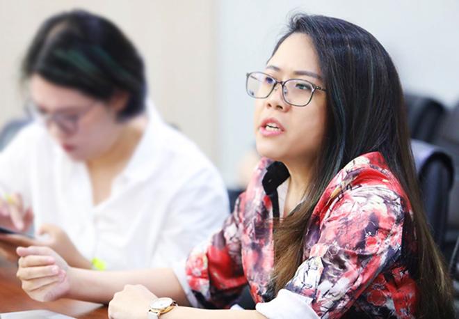 Chị Cao Thị Anh Thư - CEO LogLag. Ảnh: NVCC.