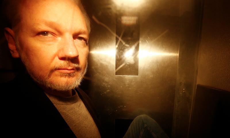 Công tố viên Thụy Điển yêu cầu bắt ông chủ Wikileaks vì cáo buộc hiếp dâm