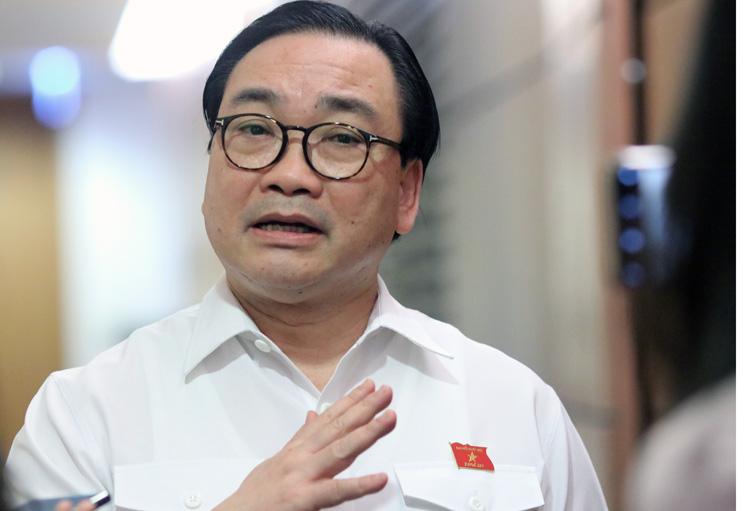 Hà Nội đang rà soát dịch vụ công liên quan đến Nhật Cường Mobile