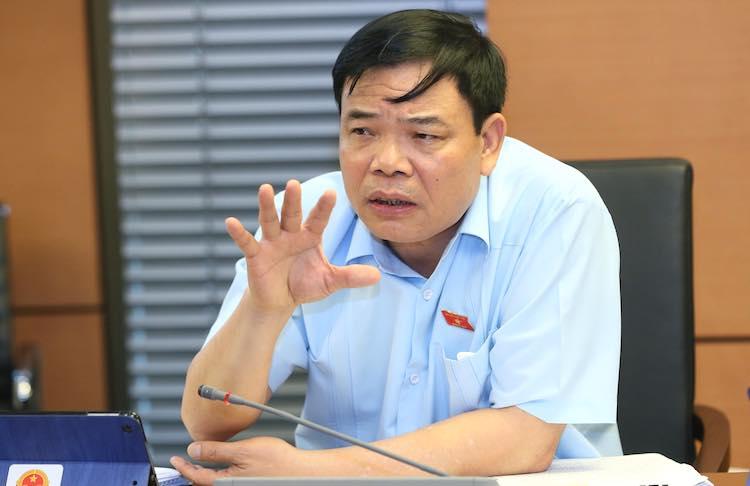 Bộ trưởng Nguyễn Xuân Cường: Tôm càng đỏ có thể phá thuỷ lợi, bờ kênh - ảnh 1