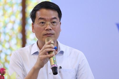 Ông Nguyễn Thanh Vĩnh, Phó Cục trưởng Cục Bảo tồn thiên nhiên và đa dạng sinh học. Ảnh: Gia Chính