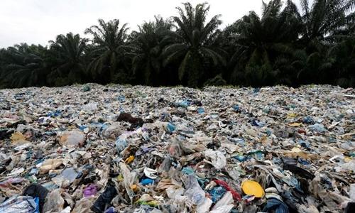 Malaysia trả lại rác cho các nước phát triển - ảnh 1