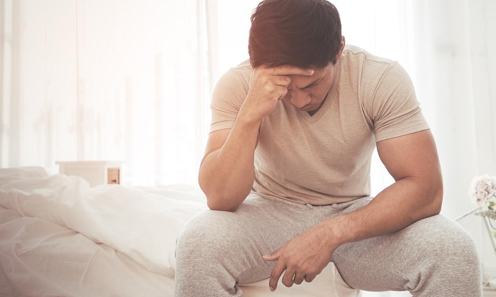 Nghi cái thai không phải của mình vì vợ có bầu lúc tôi bệnh liệt giường -