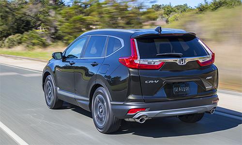 Honda CR-V 2019 bị triệu hồi ở Mỹ, Hàn Quốc và Canada doliên quan đến túi khí.