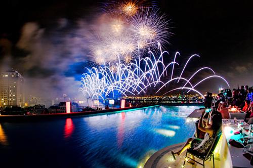 Đà Nẵng không thiếu phòng khách sạn dịp Lễ hội pháo hoa quốc tế - ảnh 2