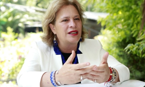 Bộ trưởng Mexico từ chức vì để máy bay chờ hơn 30 phút - ảnh 1