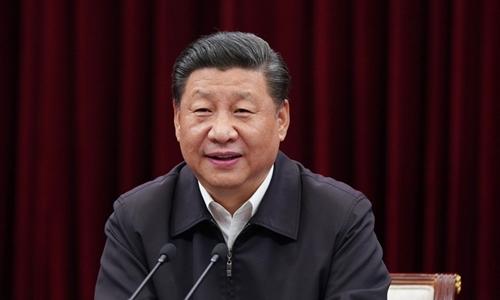 Chủ tịch Trung Quốc nhấn mạnh cần tự lực và đổi mới công nghệkhi quốc gia đang chuẩn bị đối phó những thách thức lâu dài từ Mỹ trong chuyến thăm tỉnh Giang Tây tuần trước. Ảnh: Xinhua.