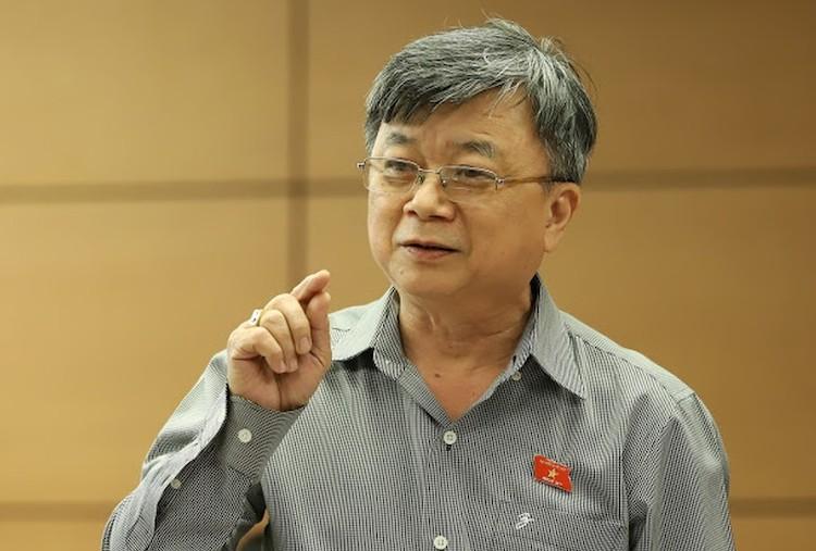 Luật sư Trương Trọng Nghĩa. Ảnh: Trung tâm báo chí Quốc hội