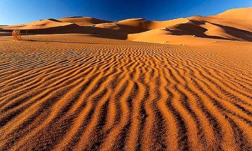 Cát sa mạc không được dùng trong xây dựng dù có nguồn cung cấp dồi dào. Ảnh: iStock.