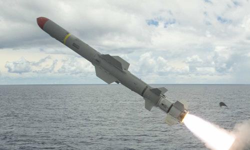 Thượng viện Mỹ đề xuất bán tên lửa diệt hạm cho Ukraine - ảnh 1