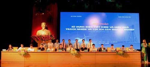 60 doanh nghiệp trên địa bàn tỉnh Hưng Yên đã ký Thỏa thuận thực hiện chương trình điều chỉnh phụ tải năm 2019 và các năm tiếp theo.