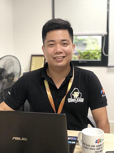 Mentor Cao Văn Việt – Đại học trực tuyến FUNiX.