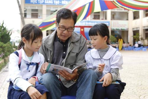 Lâm Đồng: Nuôi dưỡng văn hóa đọc trong trường tiểu học - 2