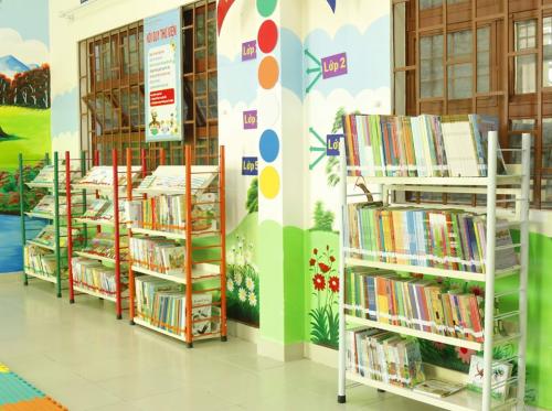 Lâm Đồng: Nuôi dưỡng văn hóa đọc trong trường tiểu học - 1
