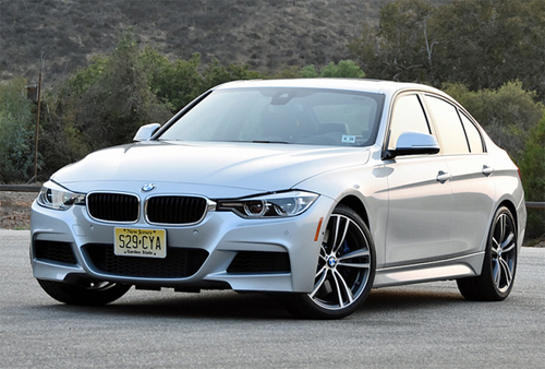 Ngoài series 3 chiếm vị trí á quân, BMW còn có hai sản phẩm khác trong danh sách là X1 và X3.
