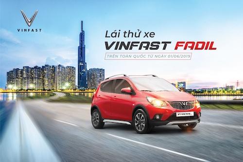 VinFast Fadil có giá bán ưu đãi394,5 triệu đồng