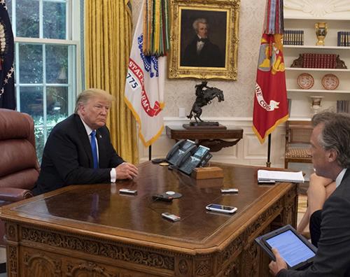 Trump ngạc nhiên vì bị Công nương Meghan ghét - ảnh 1