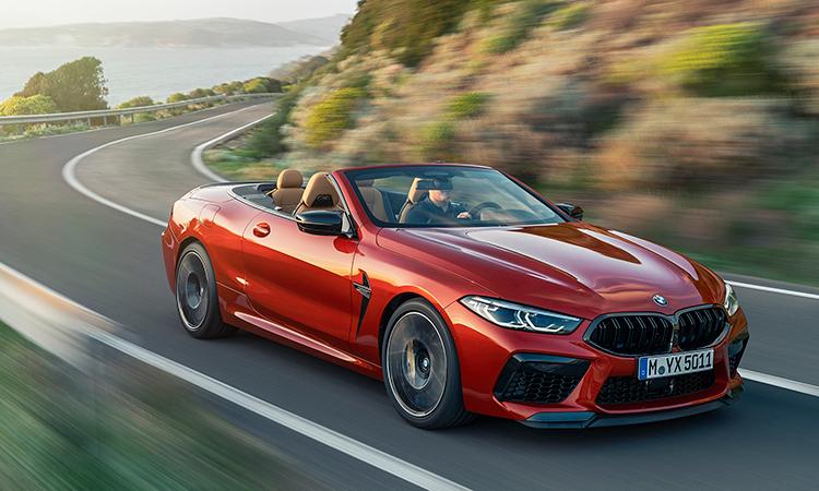 BMW M8 2020 - siêu phẩm thể thao giá từ 133.000 USD