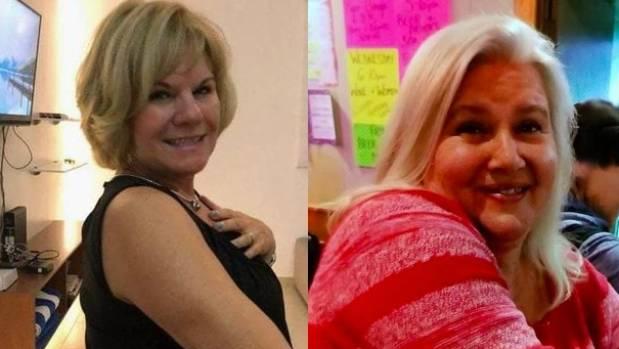 Pamela và Lois (phải) có ngoại hình hao hao giống nhau.