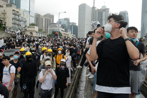 Cách huy động lực lượng phản đối dự luật dẫn độ của người Hong Kong - ảnh 2