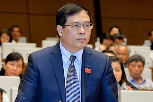 Ông Nguyễn Quốc Hưng - nguyên Tổng cục phó Tổng cục du lịch Việt Nam. Ảnh: Trung tâm báo chí Quốc hội.