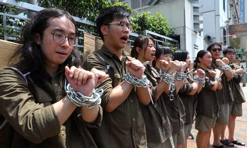 Cách huy động lực lượng phản đối dự luật dẫn độ của người Hong Kong - ảnh 1