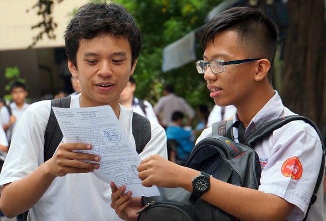 Trường Phổ thông Năng khiếu công bố điểm chuẩn -