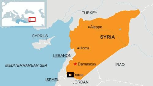 Phòng không Syria bắn hạ tên lửa Israel tấn công trong đêm - ảnh 2