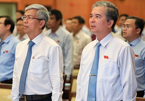 Ông Võ Văn Hoan phụ trách lĩnh vực đô thị của TP HCM - ảnh 1