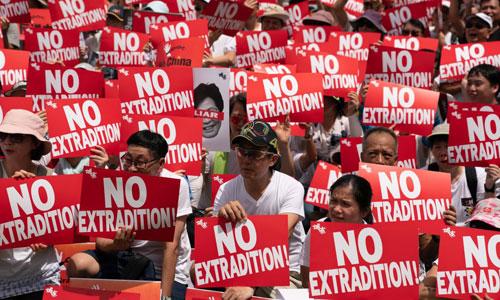 Hong Kong từng khước từ yêu cầu dẫn độ nghi phạm của Mỹ - ảnh 1