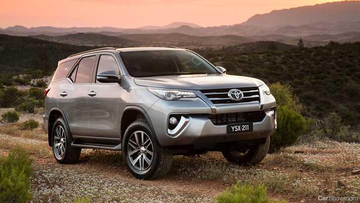 Toyota Fortuner 2017 giá 1 tỷ có đắt?