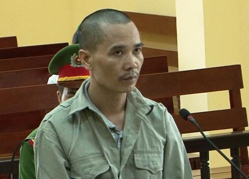 Bị cáo Thọ tại tòa. Ảnh: Bình Minh