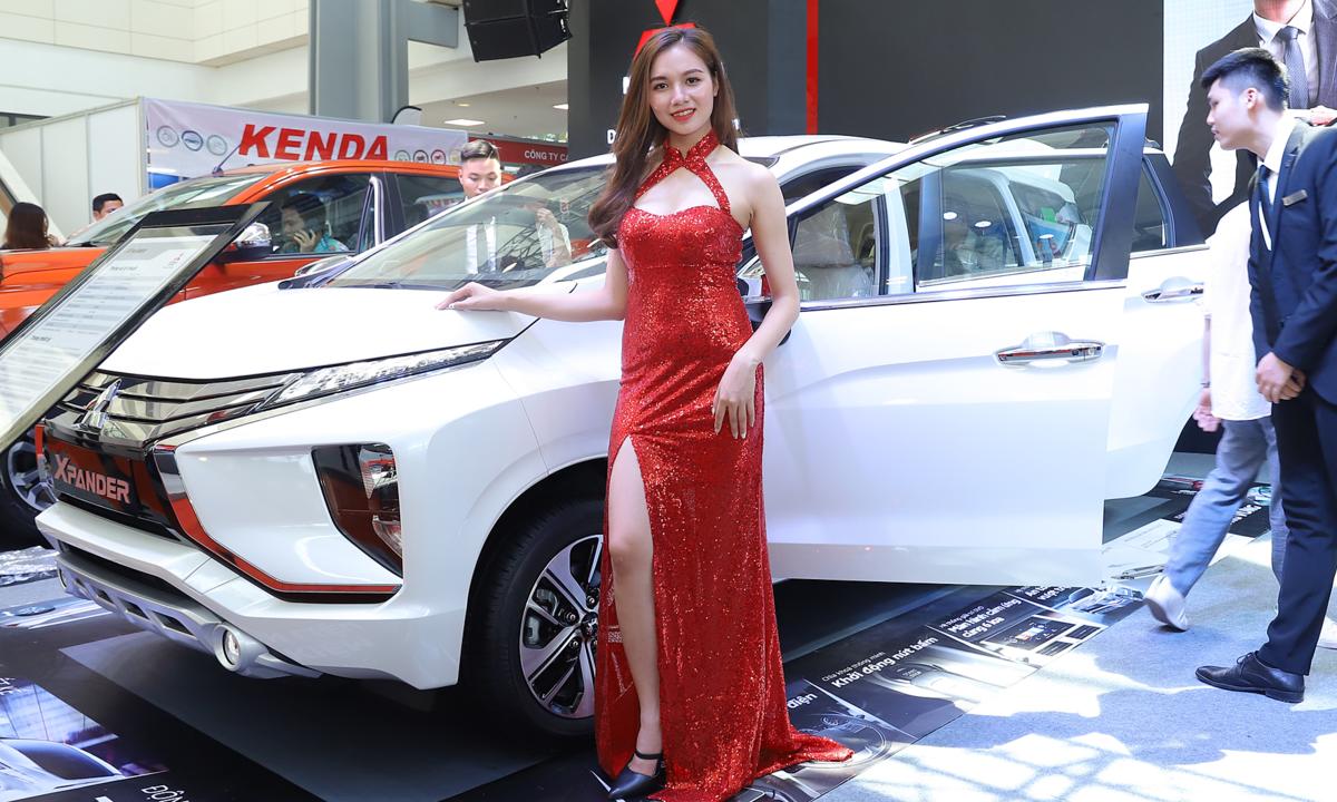 Auto Expo 2019 xuất hiện các hãng xe con