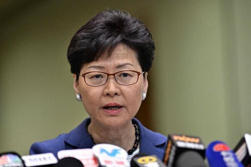 Hong Kong tiếp tục hoãn thảo luận dự luật dẫn độ - ảnh 1