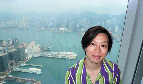 Jenny Liu, một người Hong Kong hai lần di cư sang Canada. Ảnh: SCMP