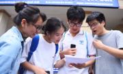 Điểm chuẩn vào lớp 10 trường chuyên công lập ở Hà Nội
