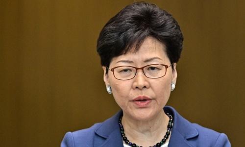 Lãnh đạo Hong Kong thừa nhận thiếu sót, xin lỗi cư dân - ảnh 1
