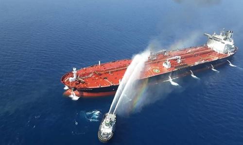 Nga cảnh báo về cáo buộc vô căn cứ trong vụ tấn công tàu dầu ở Vịnh Oman - ảnh 1